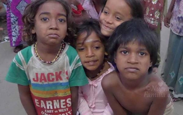 Straßenkinder und Obdachlose